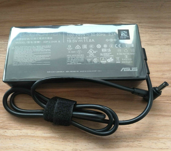 Original ASUS 230W AC/DC Adapter for ROG Strix SCAR G532LW-AZ059T ADP-230GB BW