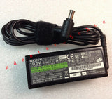 New Original Genuine OEM Sony 39W Cord/Charger VAIO VPCYB35KX,VGP-AC19V39 Laptop
