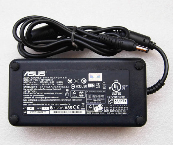@Original Genuine OEM 150W AC Adapter Charger Asus G74SX/i7-2630QM Gaming Laptop