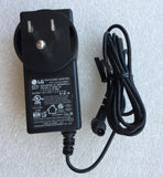 Original LG IPS Monitor 22MP55HQ 23MP55HQ ADS-40FSG-19 19025GPCU-1 AC/DC Adapter