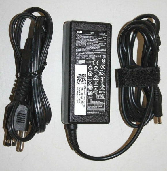 Original OEM Dell Cord/Charger Vostro 20-3052,HA65NS5-00,LA65NS2-01,DA65NM111-00