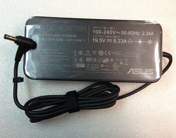 New Original OEM ASUS 180W AC Adapter&Cord for ASUS ROG G20CI-CH022T,ADP-180MB F