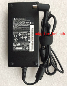 @Original Delta 180W 19.5V 9.23A AC Adapter for MSI GE63VR 7RE-010CA,ADP-180MB K
