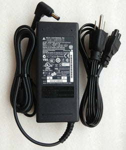 @New Original OEM Delta 90W 19V Cord/Charger MSI S93-0406050-S14,MS-1635,MS-1636