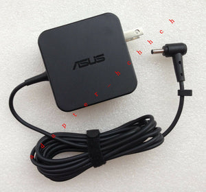 Original OEM ASUS 45W 19V 2.37A AC/DC Adapter for ASUS Zenbook 14 UX462DA Laptop