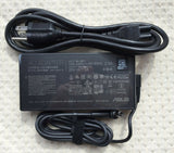 New Original ASUS ROG G531GT-AL017T ADP-150CH B 150W 20V 7.5A AC/DC Adapter&Cord