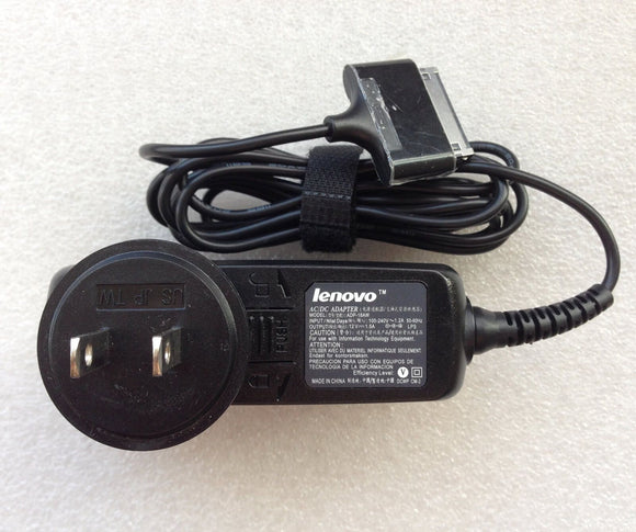 @Original OEM Lenovo ADP-18AW AC Power Adapter Charger Ideapad Tablet K1,57Y6649