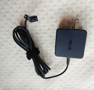 Original OEM 33W 19V 1.75A AC Power Adapter for ASUS EeeBook X205T,X205TA Laptop