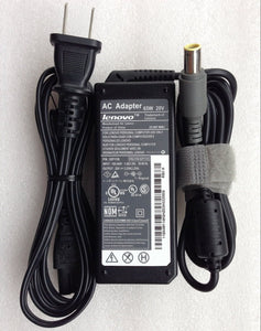 Genuine AC Adapter Battery Charger IBM Lenovo ThinkPad T420s X60 T60 Notebook