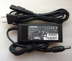 Original Genuine OEM Toshiba AC Adapter Cord/Charger Satellite C55T-A5287 Laptop