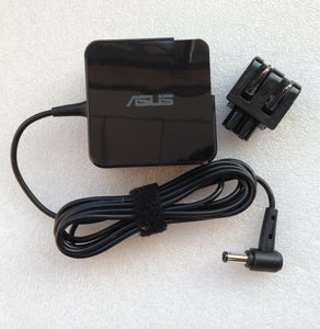 @Original OEM ASUS 19V 33W AC Adapter for ASUS D550MA-RS01 D550MA-RS01-WH Laptop