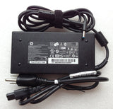 New Original OEM HP 120W AC Adapter for HP ENVY 15-J054CA,15-J002LA,710415-001@@