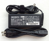Original OEM 19.5V 3.3A AC Adapter&Cord/Charger for Sony Vaio SVF15416CXB Laptop