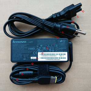 @Original OEM 65W AC Adapter for Lenovo ThinkPad S3-S431 20AX0000US,ADLX65NDC3A