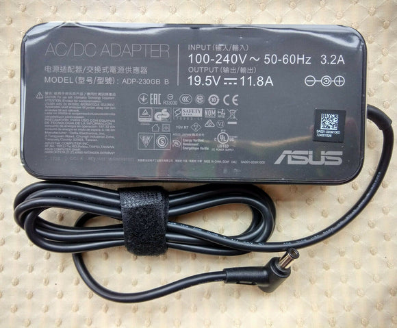 Original ASUS 230W AC Adapter for ASUS ROG Zephyrus GX501VI-GZ025T,ADP-230GB B@@