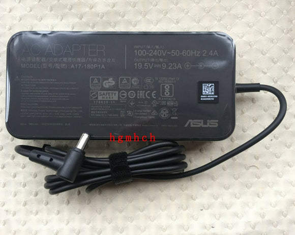 Original ASUS 180W AC Adapter&Cord for ASUS TUF Gaming FX505GM-BN037T,A17-180P1A