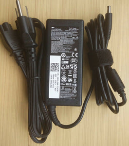 New Original OEM Dell 3P AC Power Adapter for Dell Inspiron I5558-5718SLV Laptop