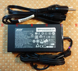New Original OEM Acer 135W 19V 7.1A Cord/Charger Aspire Nitro 5 AN515-51-522L PC