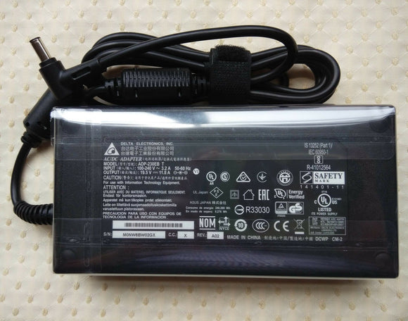 New Original Delta ASUS 230W AC Adapter for ROG Strix GL702VS-GC183T,ADP-230EB T