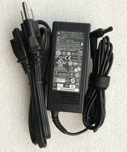 @Original OEM AC Adapter Cord/Charger for Fujitsu Lifebook T904 Series Tablet PC