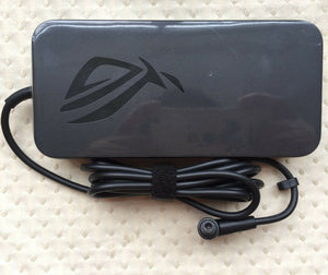 Original ASUS 19.5V 9.23A AC Adapter&Cord for ASUS ROG Strix GL504GM-IH73 Laptop