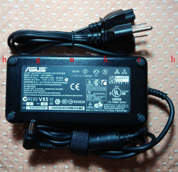 New Original ASUS 150W Cord/Charger G74SX-TH71,G74SX-XR1,G74SX-XT1,G74SX-TY032V