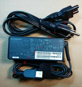 @New Original OEM Lenovo 65W 20V AC Adapter for ThinkPad S540 20B3-A00VFR Laptop