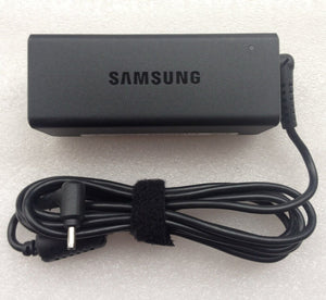 New Original Genuine OEM Samsung 40W Cord/Charger Series 9 NP900X3C-A01US Laptop