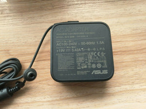 Original ASUS 65W AC/DC Adapter&Cord for ASUS VX24AH,VX24AH-W,VX24AQ Led Monitor