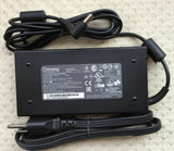 Original Chicony 19.5V AC Adapter&Cord for MSI GF63 THIN 9SC-653 Gaming Notebook