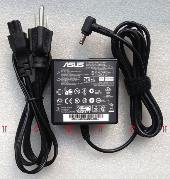 Original OEM 65W 19V Smart AC Adapter for Asus Pro Advanced B551LA-CN071G Laptop