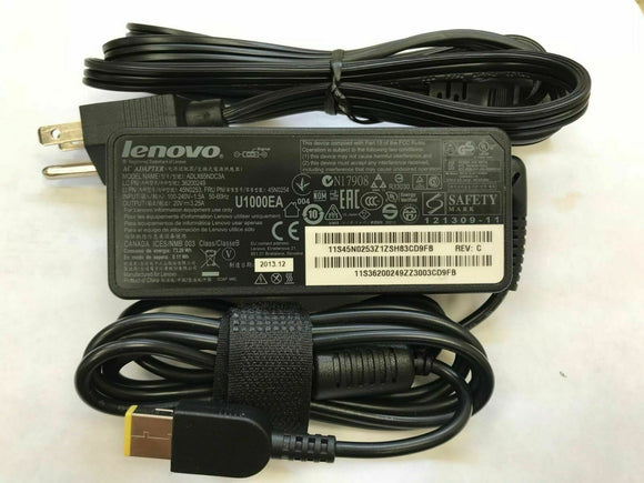 New Original OEM Lenovo 65W AC Adapter for Lenovo ThinkPad X1 Carbon 20BS-006SUS