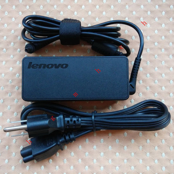Original OEM 65W 20V AC/DC Adapter for Lenovo Yoga 510-14ISK,80S700AYAU Notebook