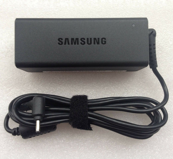New Original Samsung 40W Slim Charger ATIV Book 9 Lite NP905S3G-K01MY Ultrabook@