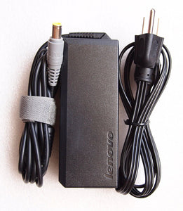 Genuine OEM AC Adapter Charger cord for IBM Lenovo Thinkpad T60 T61 X60 T400 90W
