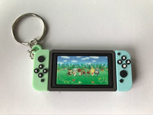 Load image into Gallery viewer, Switch Game Machine Keychain Fashion Stereo Cartoon PS4 Game Console Keychains Childhood Exquisite Bag Car Hanging Fun Keyring