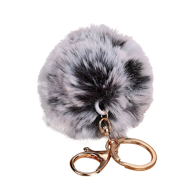 OTOKY 2018 Hot Sale Multicolor 8CM Cute Keychain Pendant Women Key Ring Holder Pompoms Key Chains Trendy Bag Accessories Gift