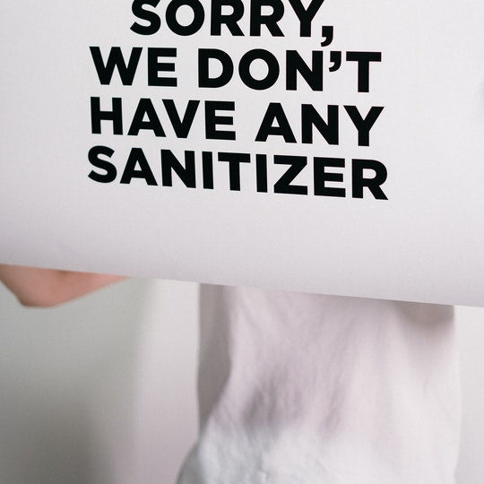 Purell / Deb Sanitizer Cartridges? You're Not Getting Those Anytime Soon! And We Know Why