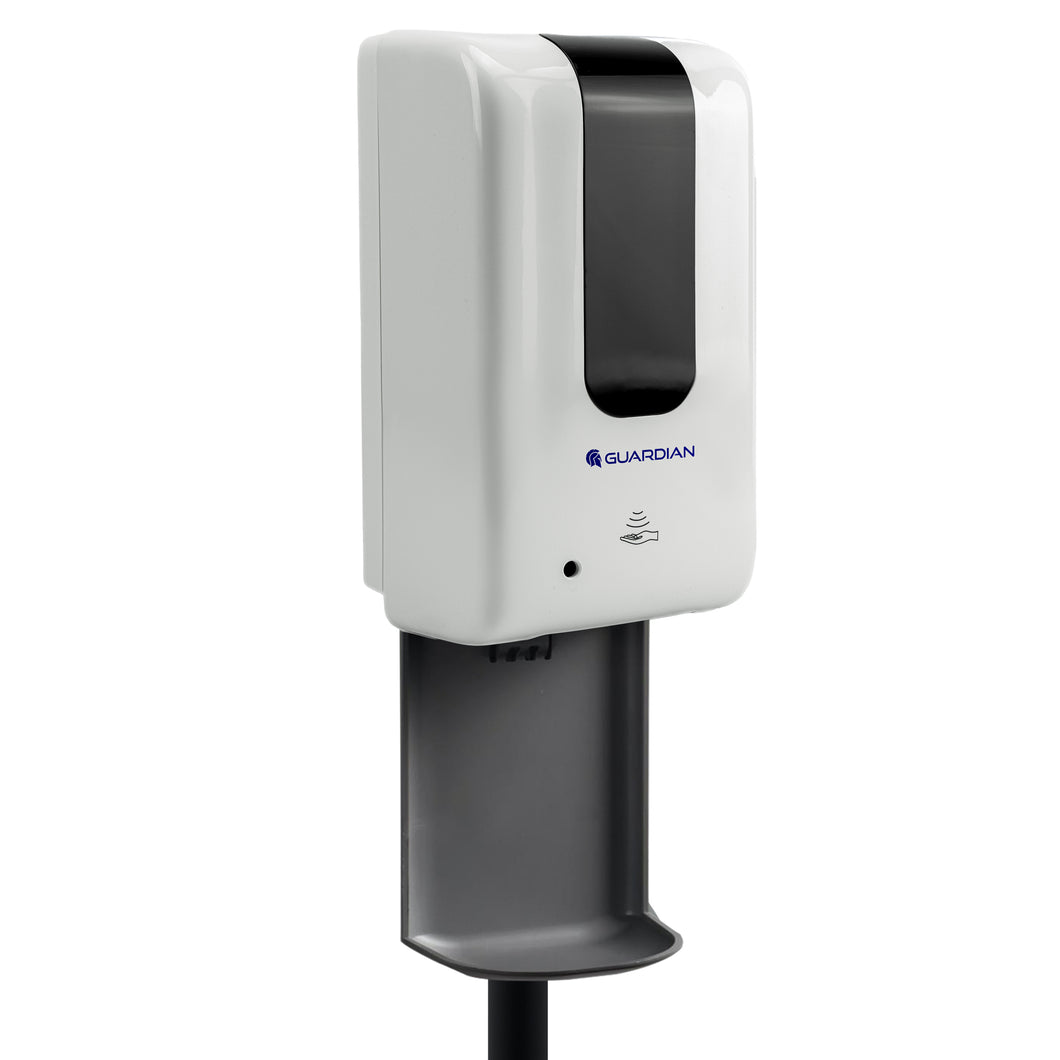 Touchless Hand Sanitizer Dispenser With Stand - Spray