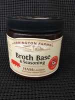 Ham Broth Base & Seasoning-12 oz