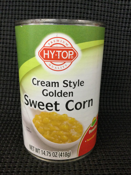 HyTop Cream style Sweet corn