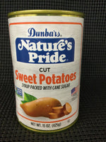 Dunbars Sweet Potatoes
