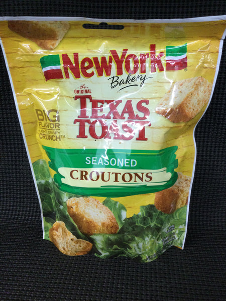 New York Bakery Seasoned Croutons