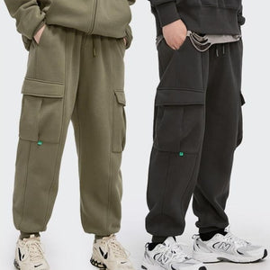 Thick Inside Only Cargo Joggers