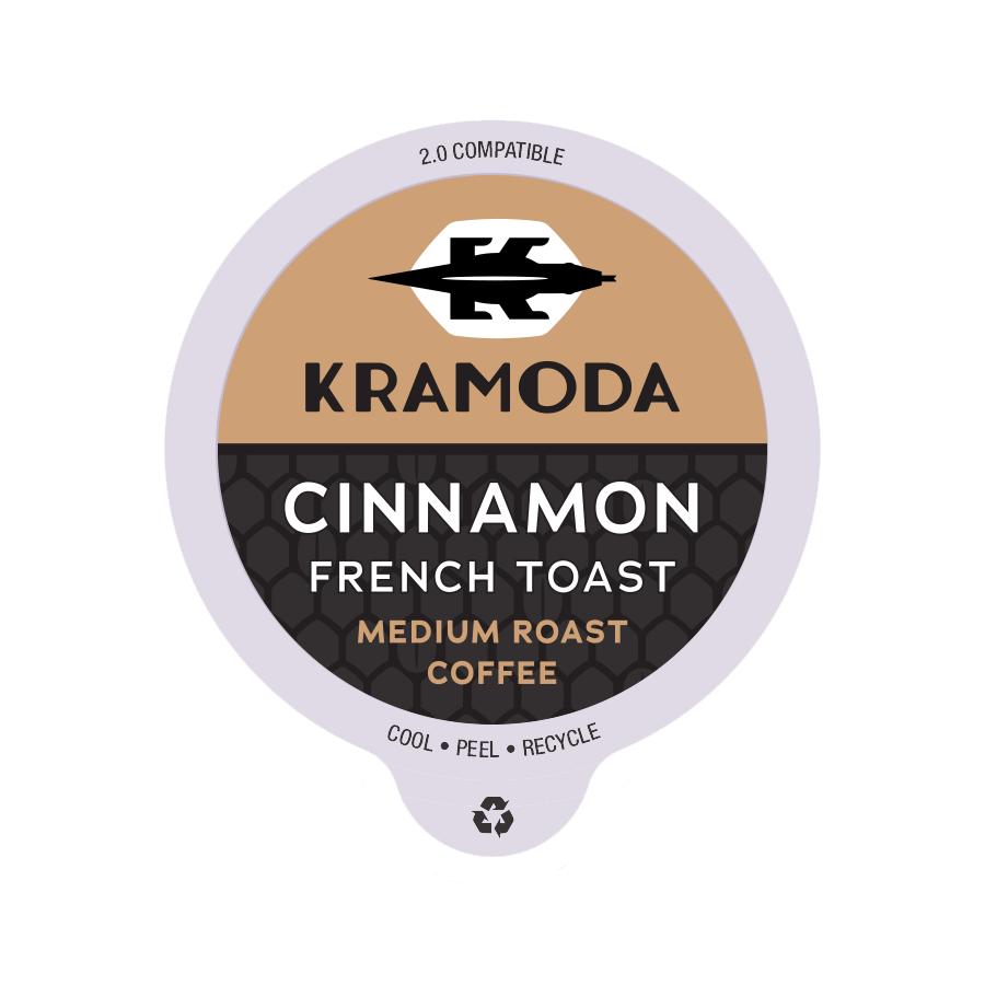 Cinnamon French Toast Coffee K-cups