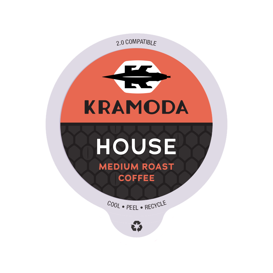 House Blend Coffee K-cups