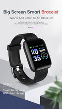 Load image into Gallery viewer, Smart Watch - Heart Rate | Blood Pressure Monitor  - Waterproof Sport Smartwatch For Android IOS