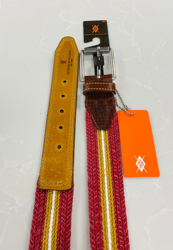 SAVANNAH LINEN BELT