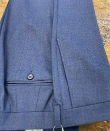 BLUE HEATHER PANT
