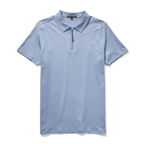 BARAKETT ZIP POLO
